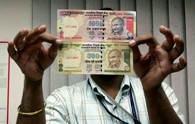 Ban of 500 and 1000 rs currency