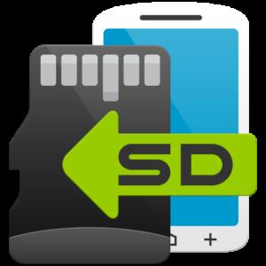 SD card - external storage